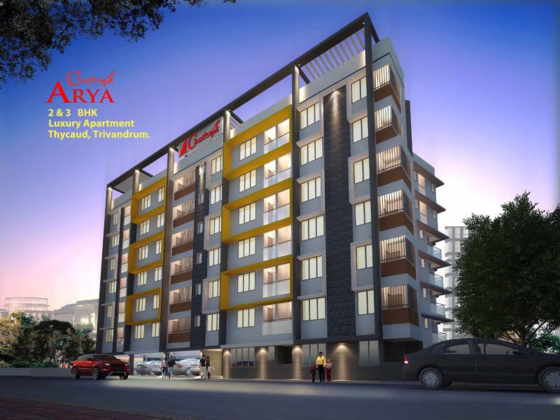 Apartments in Trivandrum