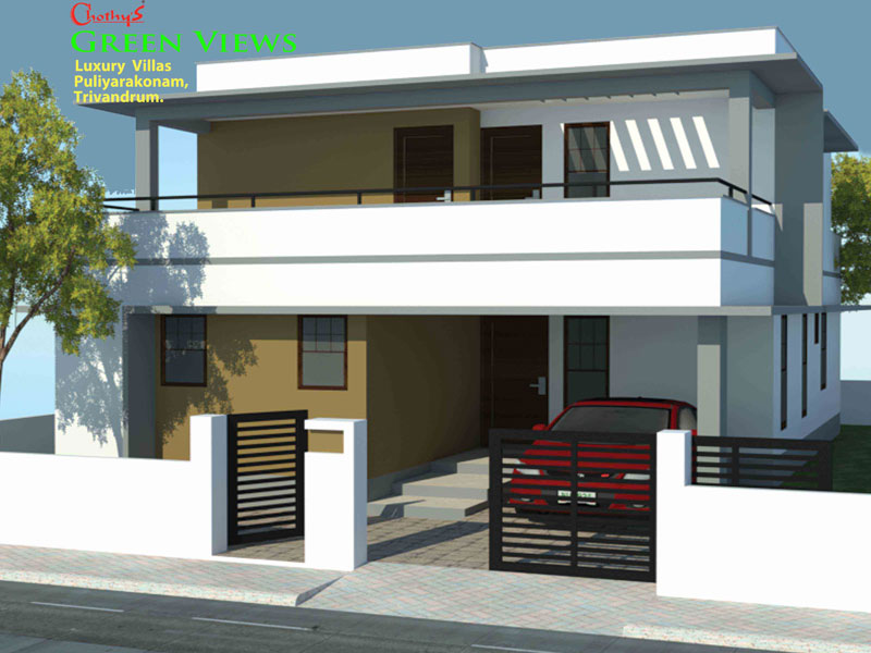 Villas in Trivandrum